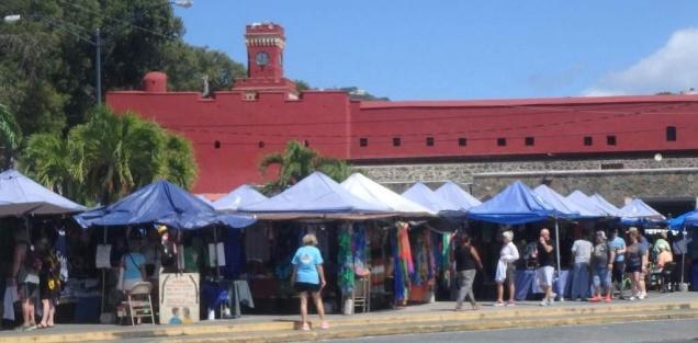Vendors Plaza, Charlotte Amelie