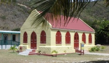 Jost Van Dyke Methodist Church
