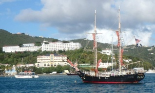 Charlotte Amelie Small craft harbour