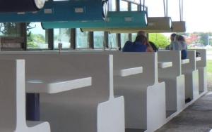 Excellent wifi stations at Prickly Bay Marina