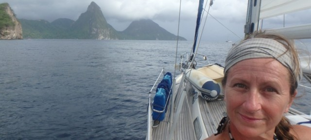 Spectacular Pitons, St Lucia
