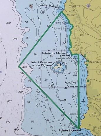 Jacques Cousteau Marine Park