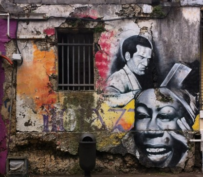 Street Art Pointe-a-Pitre