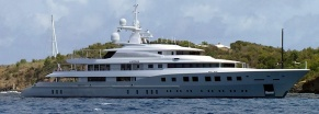 You can charter Axioma for US$500,000 per week!