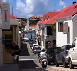 Attractive Gustavia