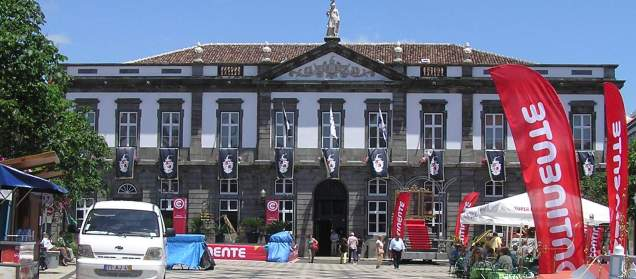Town Hall, Angra