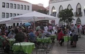 Festivities in main square