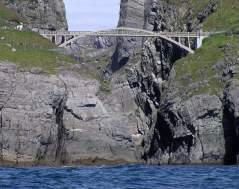 Mizen Head suspension bridge