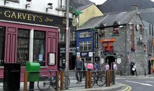 A pub on every corner