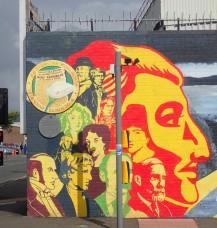 Belfast Falls Road Murals (4)