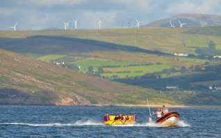 Summer fun, Lough Swilly