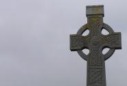 Celtic headstone