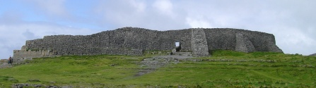 Dun Aengus, Aran Islands