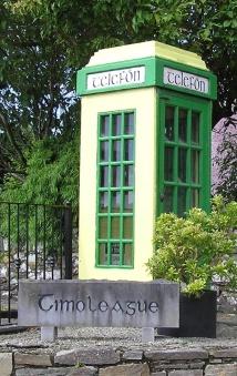 Timoleague phone booth