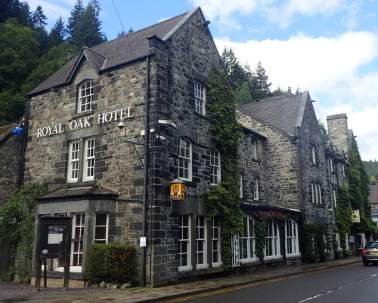 Betws-y-Coed Royal Oak Hotel