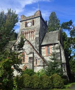 Church at Betws-y-Coed