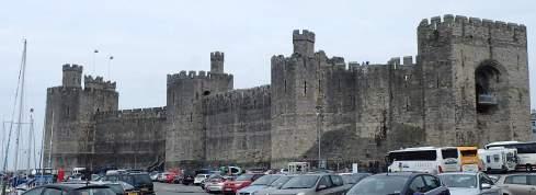 Caenarvon Castle