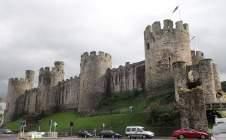 Impressive Conwy Castle