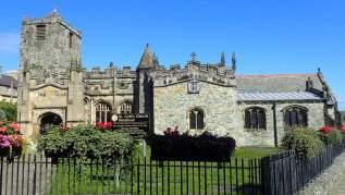 St Cybis Holyhead
