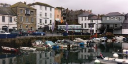 Small harbour at Falmouth