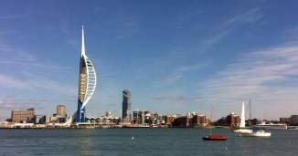 View of Portsmouth