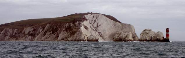 """The Needles"" Isle of Wight"