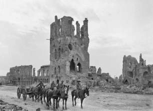 Cloth Hall after WWI