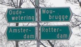 Staande-Mast Route, Netherlands