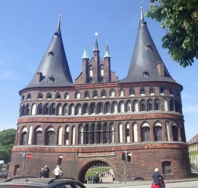 Holstentor, Lübeck, Germany