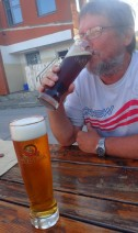 Piebalga beer, Ventspils, Latvia