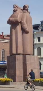 Dedicated to Latvian Riflemen