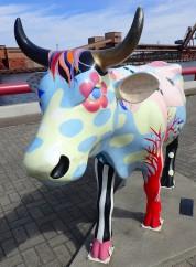Ventspils cowparade Latvia (2)