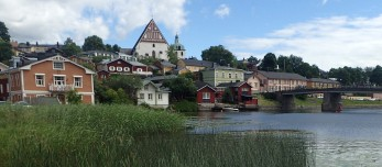 Lovely village of Porvoo
