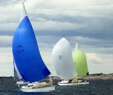 Local sailing club at Hanko