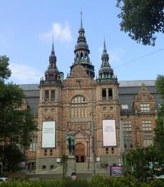 Nordic Museum, Djurgarden