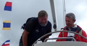 Hallberg-Rassy – Ellös, Sweden | Sailing BLUE HEELER