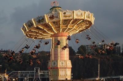 Gröna Lund amusement park