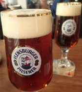 Flensburg beer, Germany 2019