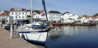 Risor Harbour