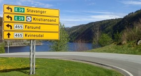 Bus trip to Flekkefjord