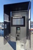 Convenient payment station Arendal