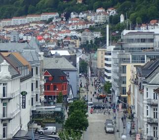 Bergen shopping