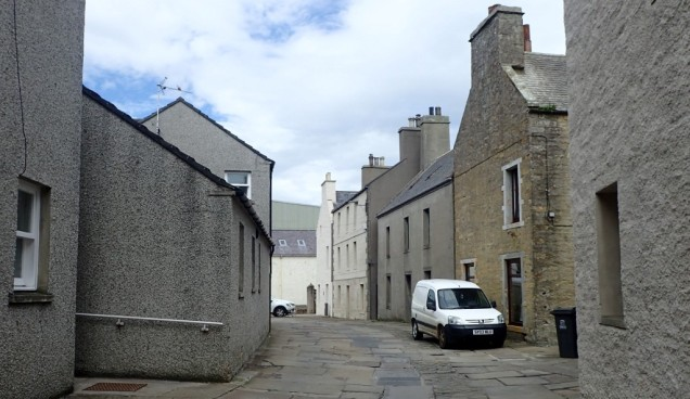 Quietness of Stromness