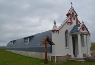 Italian Chapel, Lambs Holm, Orkney
