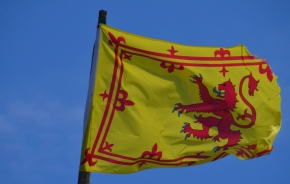 the Lion Rampant of Scotland