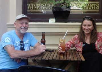 Drinks with Mick in Bendigo
