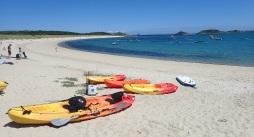 Par Beach, St Martin's, Scillys