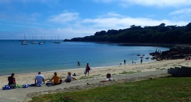 Porthcressa Beach, Scilly Isles