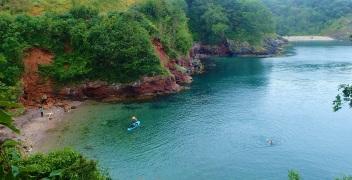 Fishcombe Cove, Tor-Bay