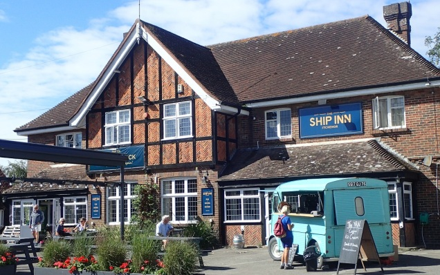 Ship Inn, Itchenor